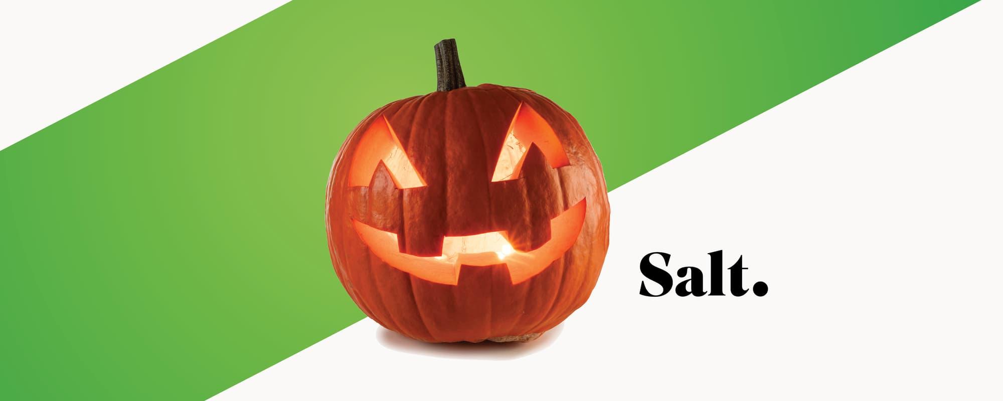 Halloween Rabatt