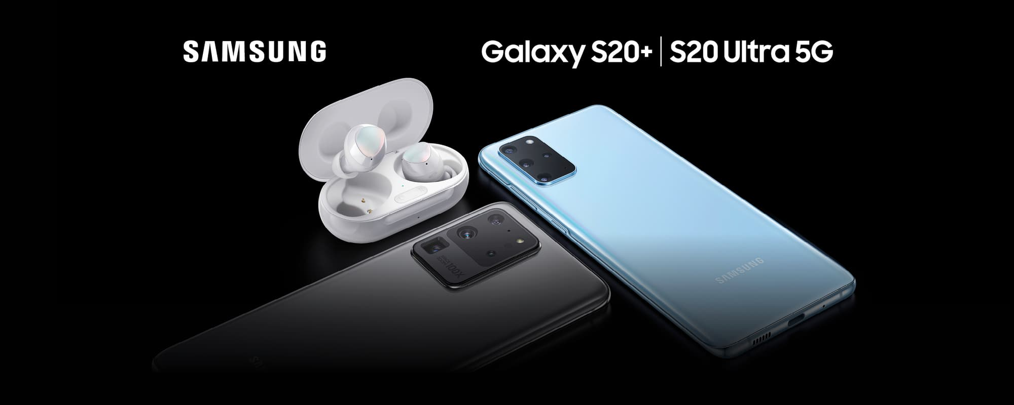 Les nouveaux Galaxy S20