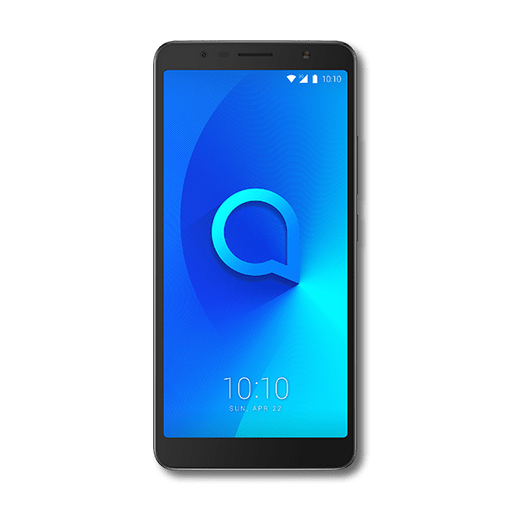 Image of Alcatel 3C 8 GB Schwarz
