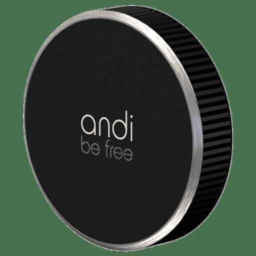 Image of Andi Be Free Wireless Universal Ladegerät 15W Schwarz Schwarz