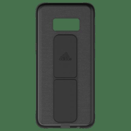 Image of Adidas Galaxy S8 Handyhülle Grip Schwarz Schwarz