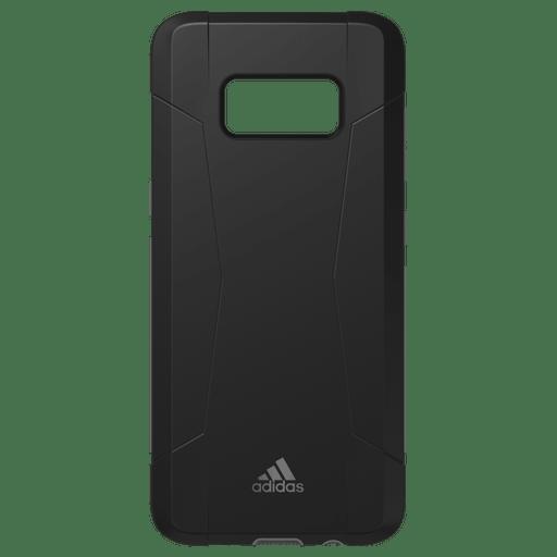 Image of Adidas Galaxy S8 Handyhülle Silikon Schwarz Schwarz