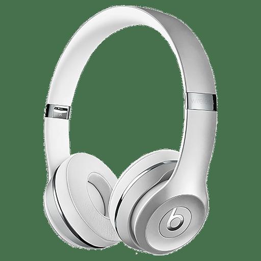 Image of Beats Solo 3 Wireless On-Ear Headset Silver Silver