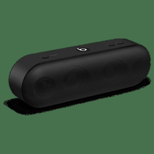 Image of Beats Bluetooth Lautsprecher Schwarz Schwarz
