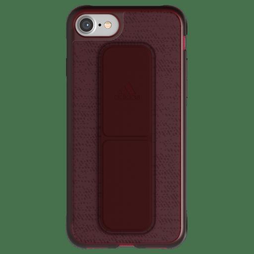 Image of Adidas iPhone 7, 8 Handyhülle Grip Burgundy Burgundy