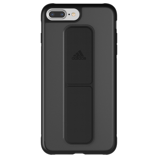 Image of Adidas iPhone 7, 8 Plus Handyhülle Grip Schwarz Schwarz