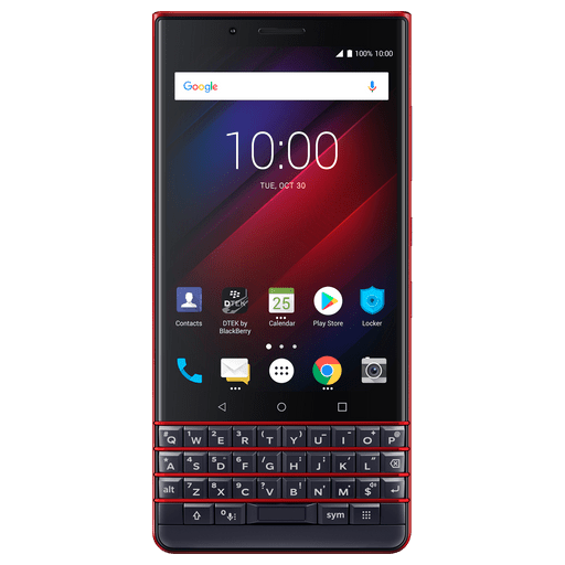 Image of Blackberry Key2 LE 64 GB Atomic Red