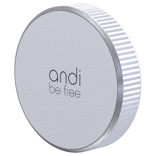 Image of Andi Be Free Wireless Universal Ladegerät 15W Weiss Weiss