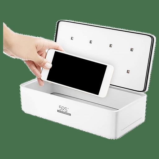 Image of 59S UV Licht Sterilisations Box Weiss