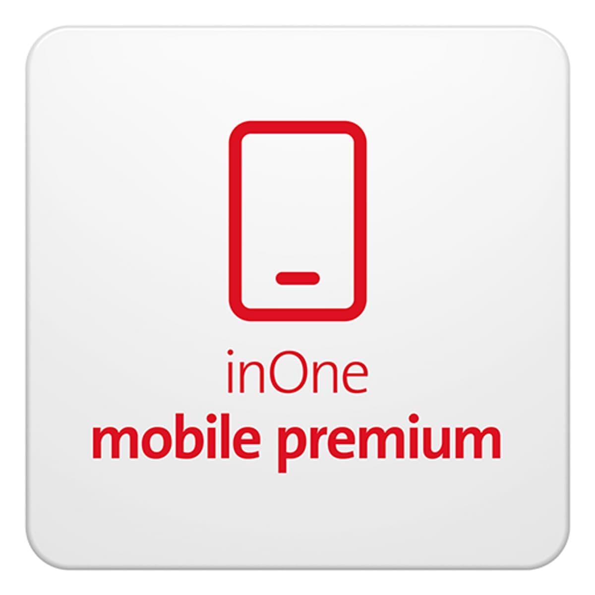 Swisscom inOne mobile premium