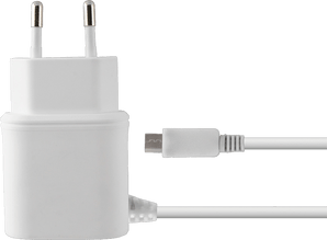 itStyle Charger 220V micro USB 2A fix cable White