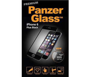 Panzer Glass iPhone 6/6s screen prot Premi black