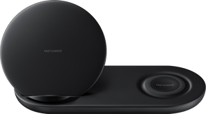 Samsung Dual Wireless Charging Pad black