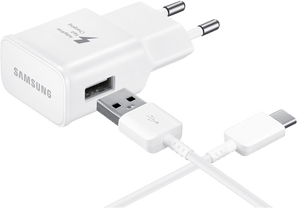 Samsung Charger 220V USB C / fast charging