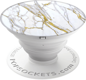 PopSocket Back-Holder Marble gold