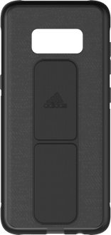 Adidas Galaxy S8 Grip Backcover black