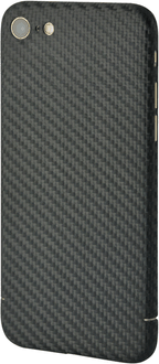 itStyle iPhone 7 Plus Carbon Edition backcover black