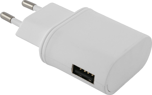 itStyle Charger 220V USB Univ 2A white without cable