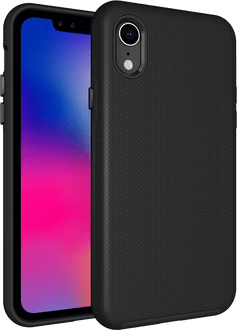 Eiger iPhone XR North Case black