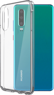 itStyle Huawei P30 Backcover TPU transparent