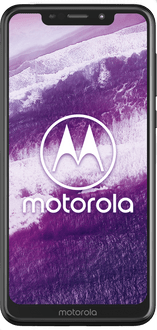 Motorola Moto One 64GB black Dual-SIM