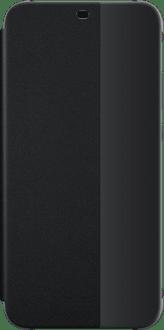 Huawei P20 lite View Flip Cover black