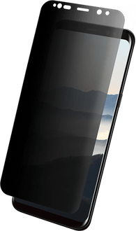 Eiger Galaxy S8 Plus screenprotector privacy black