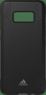 Adidas Galaxy S8 Solo Backcover black grey