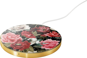 iDeal of Sweden Wireless Charging Plate 10W Roses