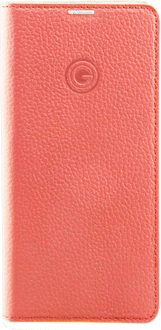 Galeli Huawei P30 Book Stand Case coral
