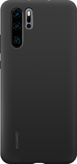 Huawei P30 Pro Silicon Backcover black