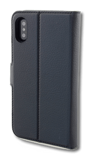 Galeli iPhone XR Magnetic Book Stand Case black