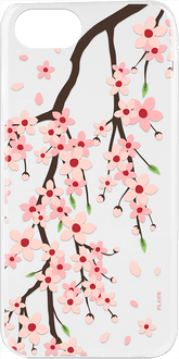 FLAVR iPhone 7/8 TPU Case Cherry Blossoms