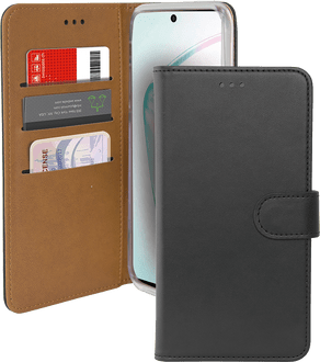 itStyle Galaxy Note10 Premium Book Case Black