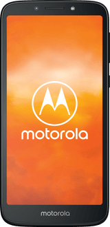 Motorola Moto E5 Play 16GB black Dual-SIM