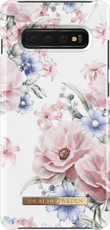 iDeal of Sweden Galaxy S10+ Cover Floral