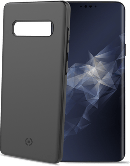 Celly Galaxy S10 Plus UltraThin Magnetic Cover black