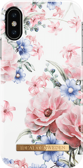 iDeal of Sweden iPhone X/Xs Cover Floral Garden