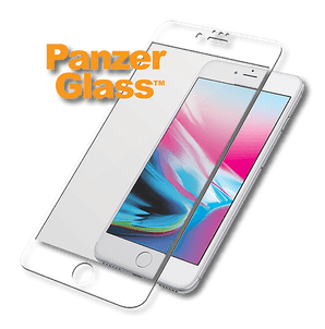 Panzer Glass iPhone 6/7/8 screenprot fullscr white