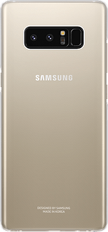 Samsung Galaxy Note8 Clear Backcover transparent