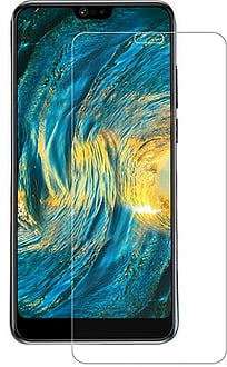 Eiger Huawei P20 lite screenprotector 3D Glas