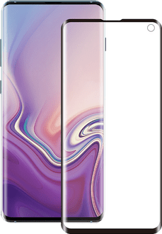 Eiger Galaxy S10 E screenproter 3D Glas black