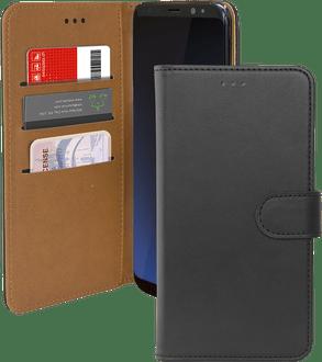 itStyle Galaxy Note8 Premium Book Case black