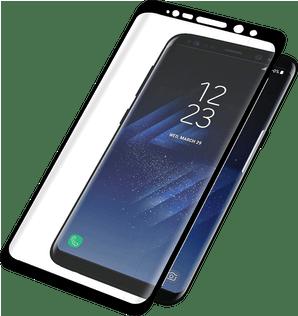 Panzer Glass Galaxy S8 screen prot Premium black