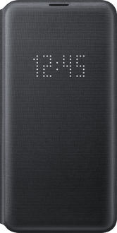 Samsung Galaxy S10 E LED View Flip Cover black