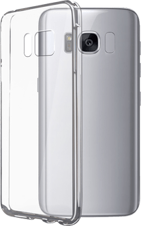 itStyle Galaxy S8 Backcover TPU transparent