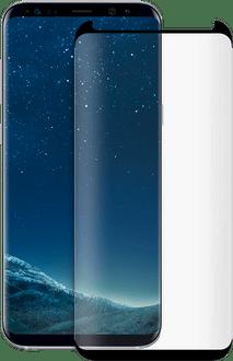Eiger Samsung Galaxy S8 screenprotector 3D Glas
