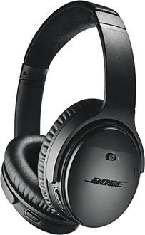Bose QuietComfort 35 II Over Ear Wireless Headset black