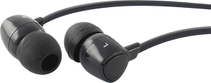 itStyle in ear Stereo Headset universal black