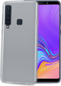 Celly Galaxy A9 Gelskin TPU Backcover transparent